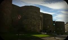 Lugo. Roman Walls